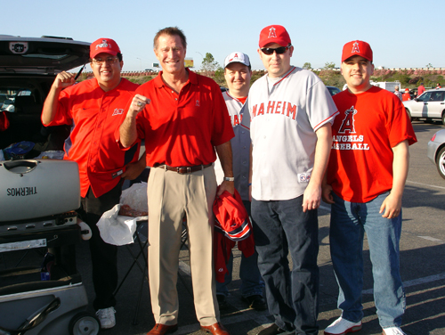 Angels Tailgate 4-8-06